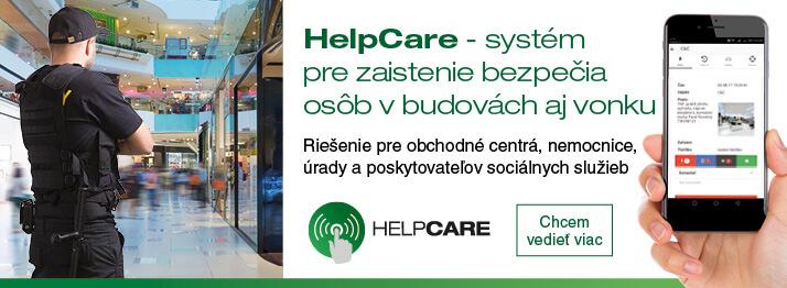 HelpCare_úvodní strana